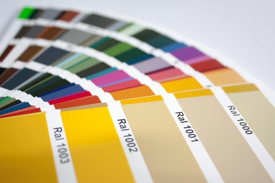 couleur de mâts personnalisable