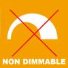 Driver non dimmable intégré